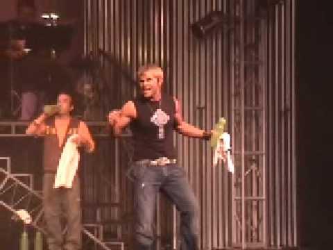 Altar Boyz - God put the Rhythm in Me