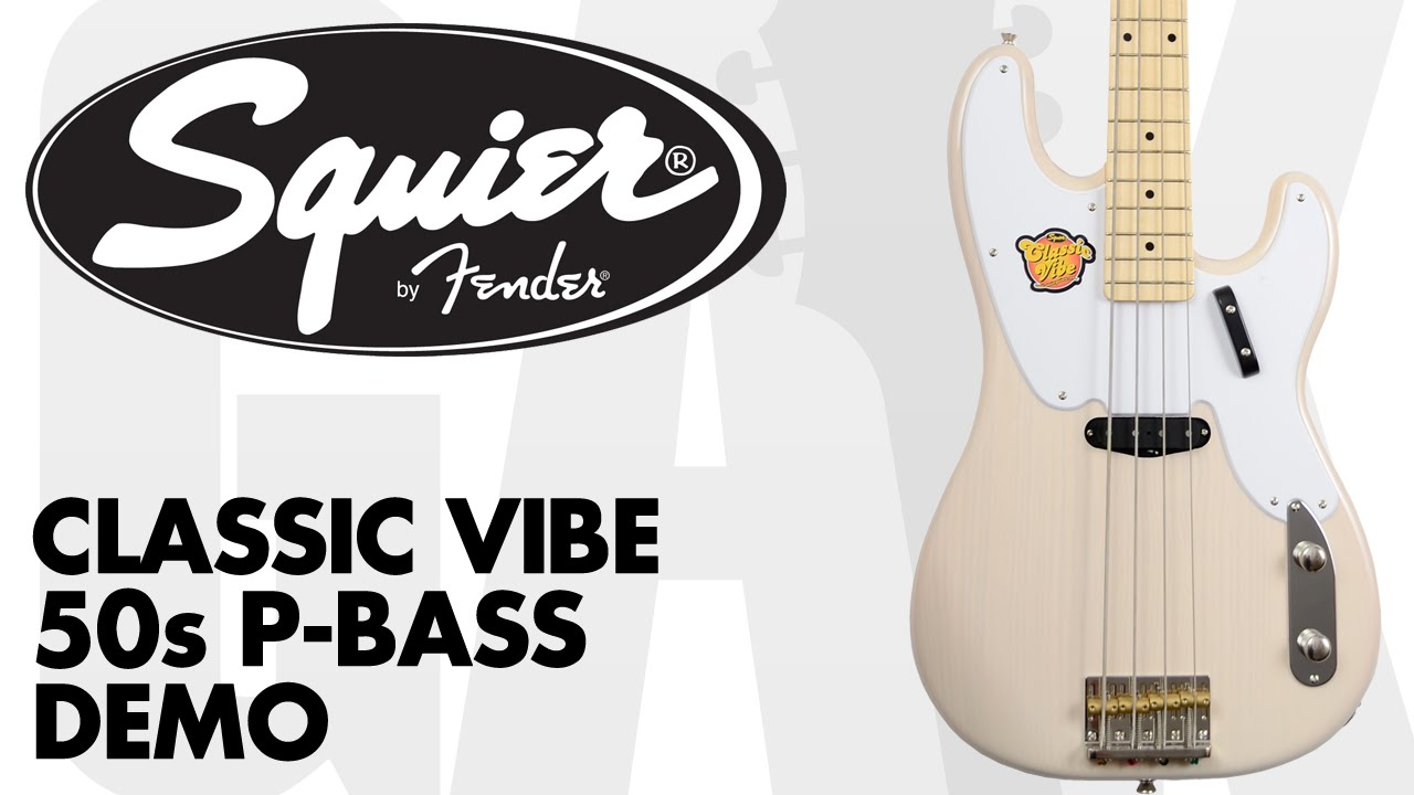 Squier Classic Vibe Bass Squier Classic Vibe p Bass '