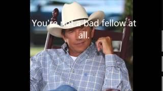 Watch George Strait High Tone Woman video