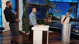 Ellen Looks Back at a Season of Inspiring Moments with Walmart