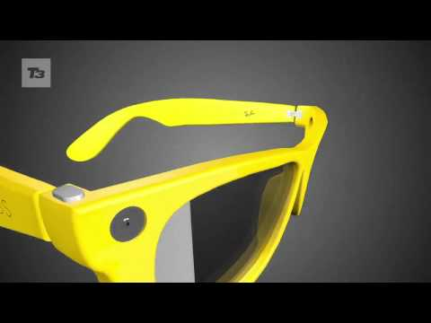 Google Glass Ray Ban Concept by Luxottica