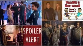 TeeVo & The Beard S03E14 - What's Up with the Flash?!