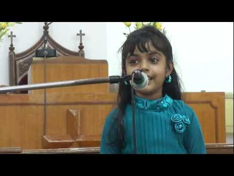 Enneolam Enne Nadathi [ Malayalam Christian Songs ] By Christina Beryl Edward For Bday 23-10-2011. video