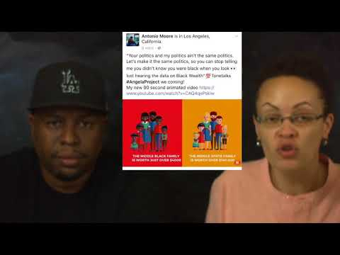 Disappearing Black Middle Class & the Reality of Black Wealth w/ Yvette Carnell