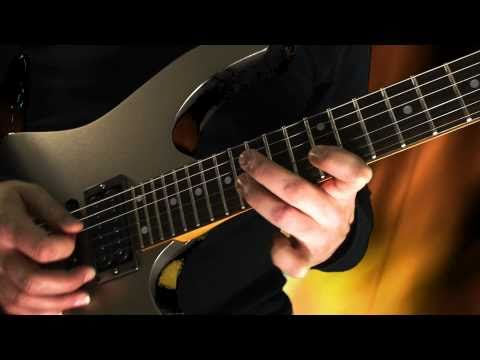 Surfing With The Alien - Joe Satriani - Cover by Kam