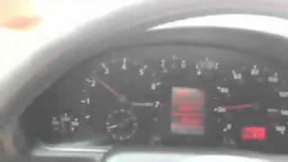 1998 Audi A4 2.8 quattro - custom flowmaster exhaust