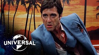 Scarface | Every Shootout with Tony Montana