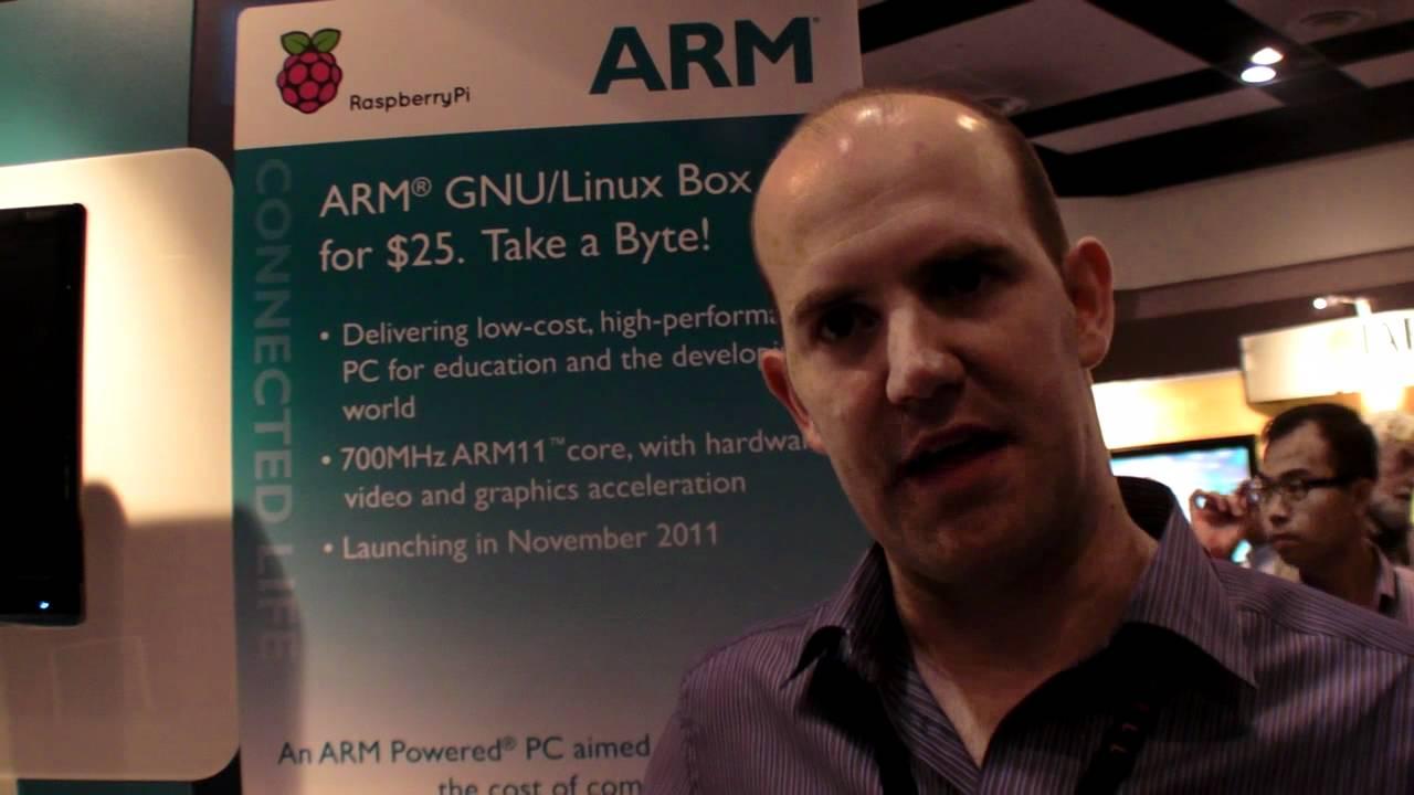 Raspberry Pi: La computadora de $25 dólares con ARM y GNU/Linux