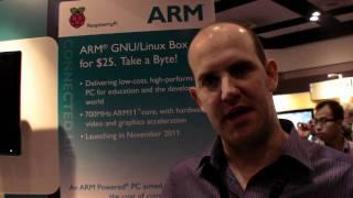 Thumb Raspberry Pi: La computadora de $25 dólares con ARM y GNU/Linux