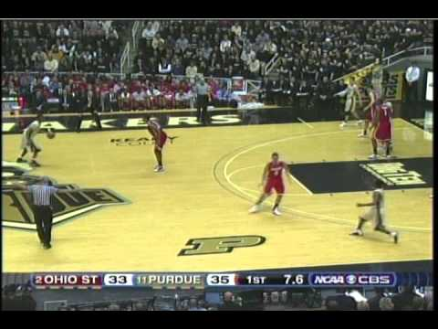 BB: Purdue vs OSU 2011