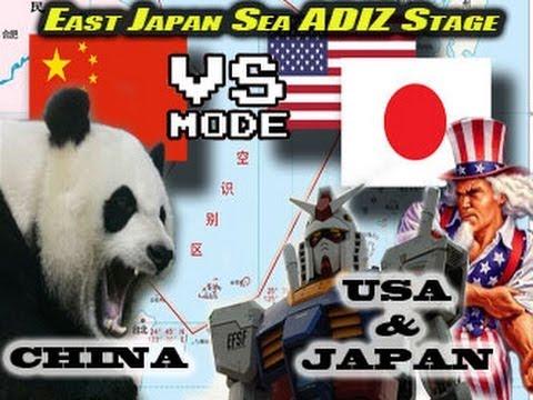 China claims new air defense zone, U.S. says 'snap!'