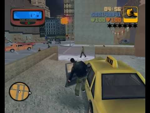GTA 3 Speedrun (1:11:57 (WR)) Part 1