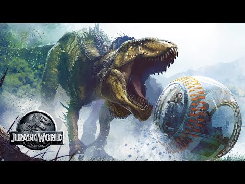 Jurassic World Evolution - Official First In-Game Footage