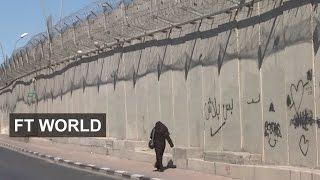 Israel extends its high-tech barriers I FT World