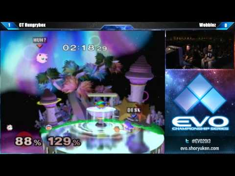 EVO 2013 - Smash Bros Melee - Top 8