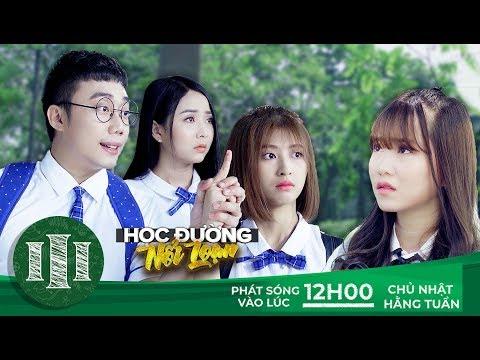 PHIM CẤP 3 - Phần 7 : Tập 18 | Phim Học Đường 2018 | Ginô Tống, Kim Chi, Lục Anh