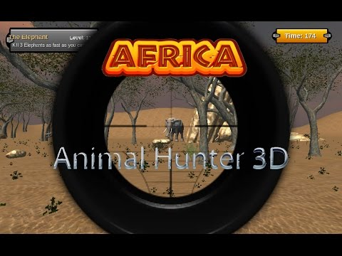 Game Hunting in Africa Hunting Simulation Game