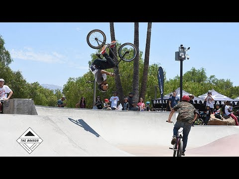 Chase Hawk's BORN AND RAISED San Diego Presented by Empire BMX