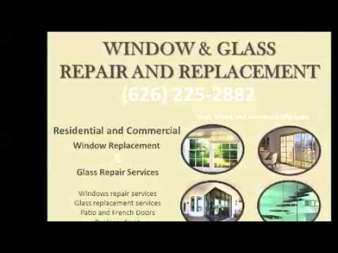 WINDOW | WINDOW REPAIR (424) 210-5855 Window Replacement Services South Pasadena, CA
