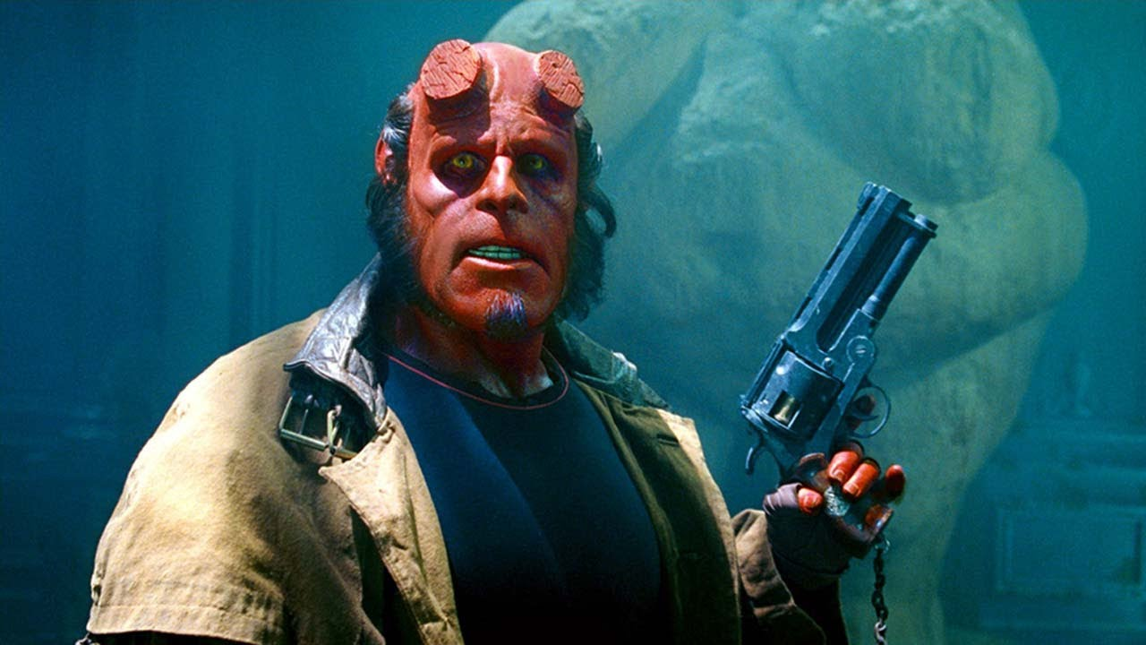 Hellboy II The Golden Army  Wikipedia