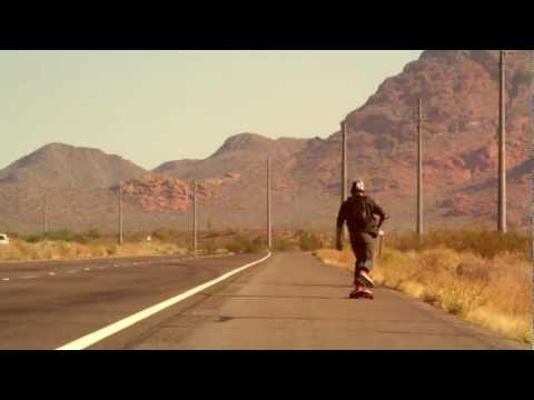Interstate Longboard Deck