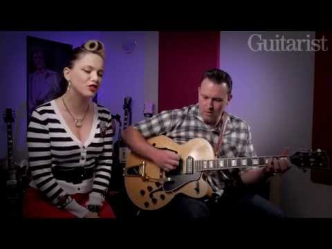 Imelda May & Darrel Higham perform Right Amount Of Wrong