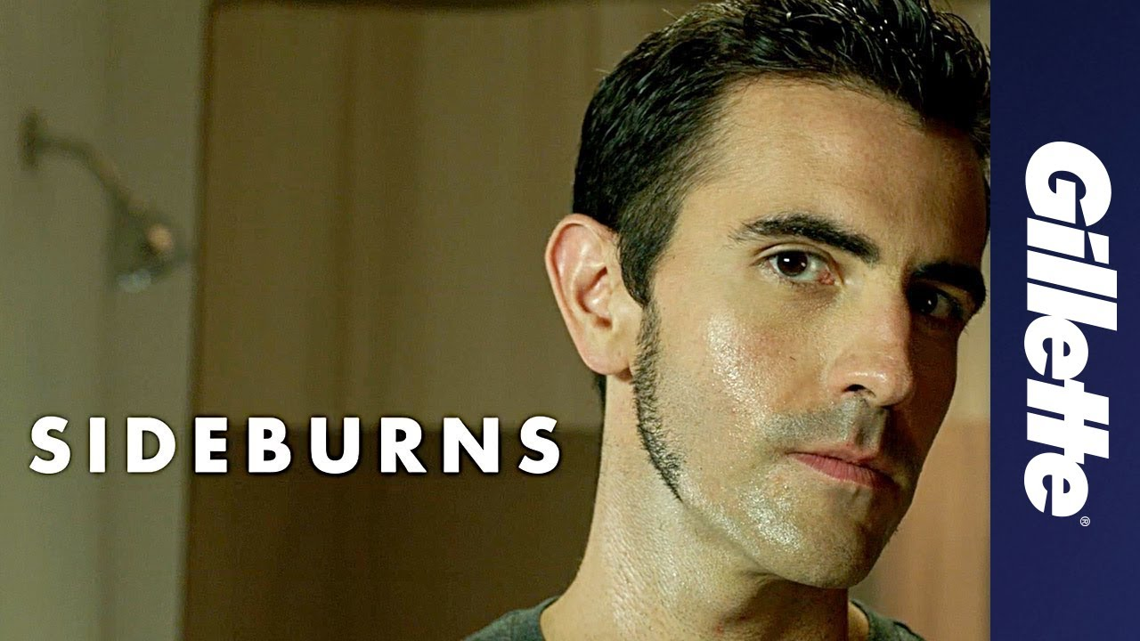 Sideburn Styles How To Shave Classic Sideburns Gillette