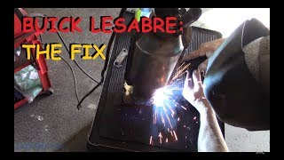 Buick LeSabre: Catalytic Converter Remove & Replace (Universal Fit)