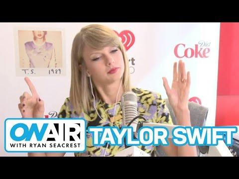 Taylor Swift Dances To Iggy Azalea | On Air with Ryan Seacrest