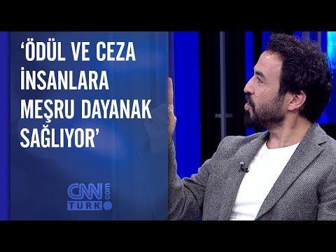 Özgür Bolat: Ödül ve ceza insanlara meşru dayanak sağlıyor