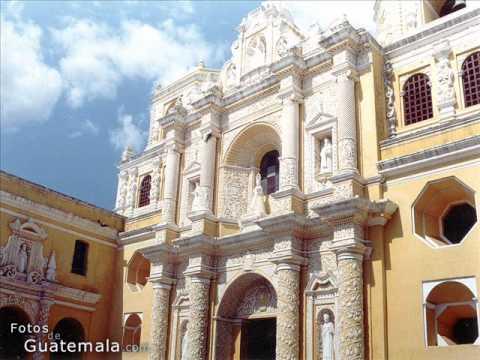 La Flor del Cafe Marimba de Bellas Artes Guatemala