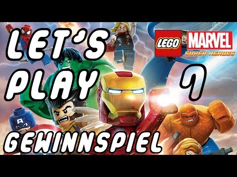 Let's Play Lego Marvel Super Heroes German Part 7 [Deutsch][Full-HD][Walkthrough]