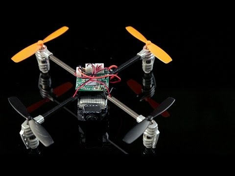 Walkera Ladybird FPV Review