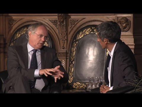 Körber-Preisträger Hans Clevers im Gespräch mit Ranga Yogeshwar