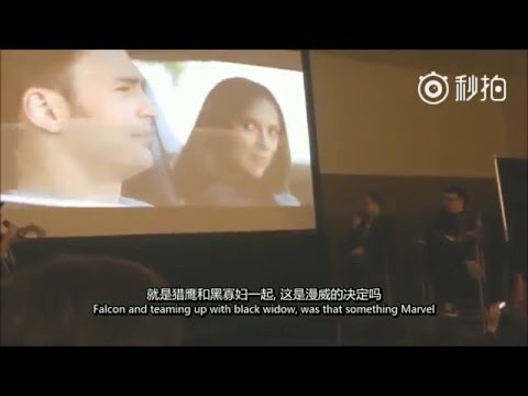 Honest screening of Captain America: Winter Soldier with  Anthony and Joe Russo: Talks about Stucky