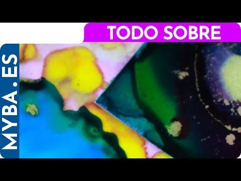 TODO SOBRE: Tintas al alcohol #Piñata, qué son, test, tips, cómo y en qué usar, review completa.