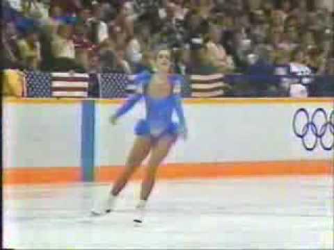 Witt 1988 Olympics SP