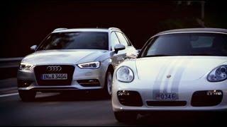 Тест-драйв Audi A3 Sportback 2013 // АвтоВести 82