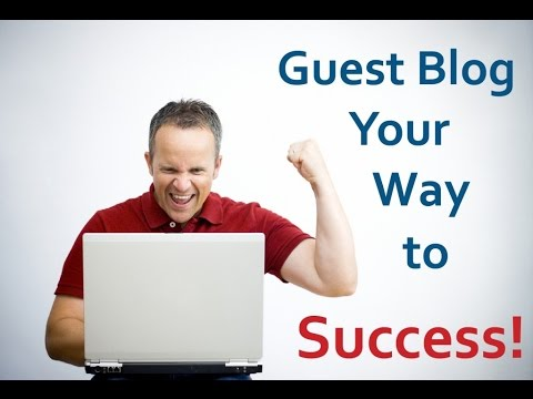 How To SEO Rank and Get Free Traffic With Guests Blog Posts
