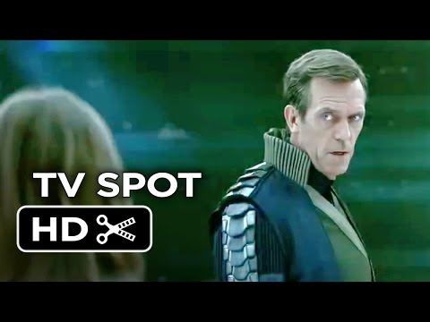 Tomorrowland TV SPOT - The One (2015) - George Clooney, Hugh Laurie Movie HD