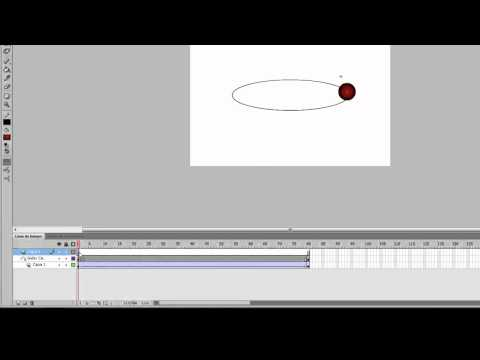 Tutorial Adobe Flash -- Usando Clips de Película ( ÁTOMO )