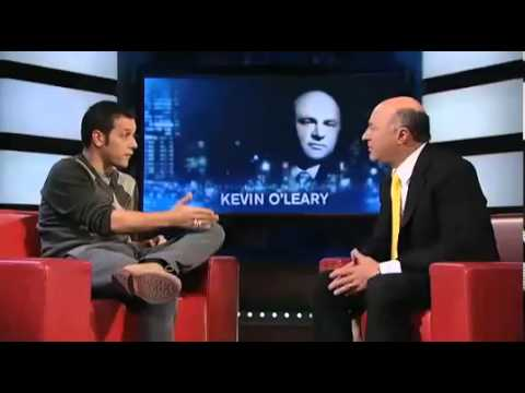 Kevin O Leary on Strombo