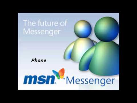 MSN Messenger Sounds