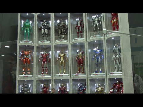 San Diego Comic Con Iron Man first look 2014 review
