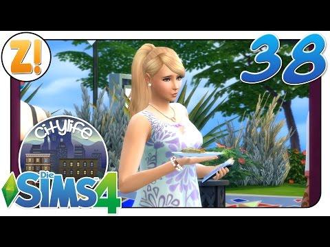 Sims 4 [Citylife Challenge]: Kostprobe #38 | Let's Play [DEUTSCH]