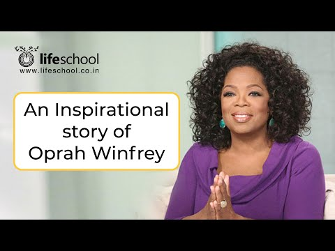oprah winfrey the story of