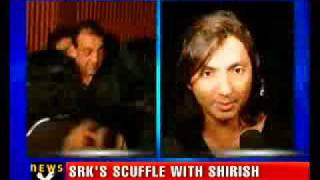 SRK slapped my husband in Sanjay Dutt's party: Farah Khan