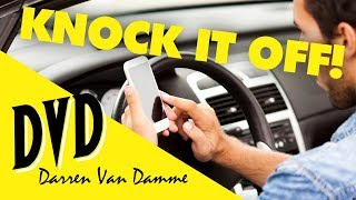 Darren Van Damme-IT!: Texting and Driving Kills How Many Kids?!?