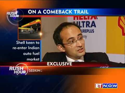 Shell Keen To Re-Enter Indian Auto Fuel Market, Seeking Clarity On Diesel Decontrol