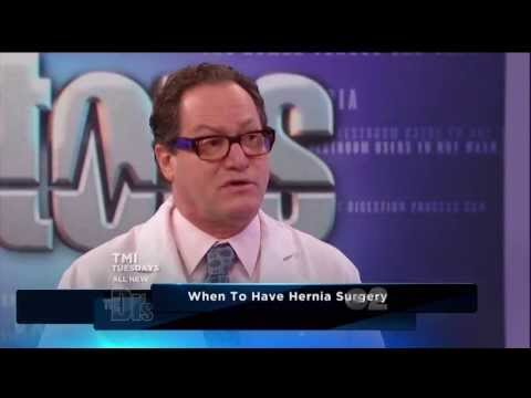 Dr. Daniel Marcus on The Doctors television program